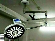 Operation Theater Surgical Light 48 For Room Sterilizable Handle Operating Field
