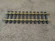 G Scale Trains Aristo Craft Straight Track Preowned Good Condition