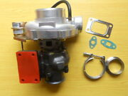 Universal Turbocharger Gt3582 Gt30 T3t4 .70 Cold Anti-surge T3 .63 A/r Wastegate