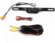 New Rear View Camera Backup License Plate Night For Pioneer Dmh-wt7600nex