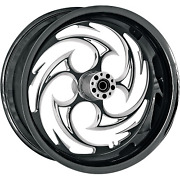 Rc Components - 18350-9974-85e - Savage Eclipse Rear Wheel 18x3.5in. Harley-dav