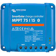 Victron Energy Smartsolar Mppt 75/15 Charge Controller Scc075015060r