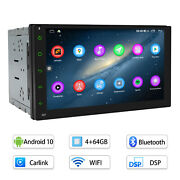 Joying Double Din 7 Inch Android 10 Hd Car Radio Android Auto Touchscreen 5g Gps