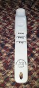 The Pampered Chef White Adjustable Measuring Spoons 1 Tsp To 1 Tbsp