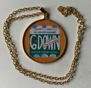 Vintage And Rare Wacky Packages 6 Down The Unsoda 2 Pendant Necklace