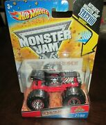 2011 Hot Wheels Monster Jam Bone Shaker Spectraflames 21/80 164 203/204