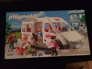 Playmobil 5267 Hotel Shuttle Bus New In Box