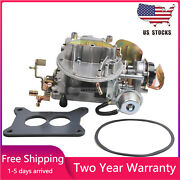 Carburetor Carb 2100 2150 For Ford 289 302 351 Jeep Engine With Electric Choke
