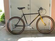 Vintage 1988 Fat City Fat Chance Atb 18 Blk/yel In Vg/e Unrestored Condition