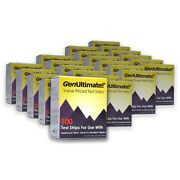 Genultimate 100ct Test Strips For Onetouch Ultra Meters   Lot Of 24 Boxes