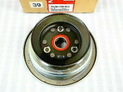 Honda Tractor H4514 Pto Clutch And Pulley 75106-758-013and75141-758-003 Genuine Oem