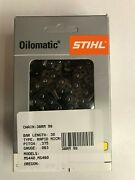 36rm 98 Stihl New Chainsaw Chain Saw. 3/8 063 98 30 Inch Blade Replaces 36rm3 98