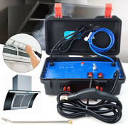 High Temp Steam Cleaner Car Household Carpet Upholstery Leather Cleaning Machine
