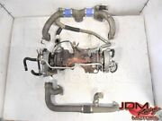 Used Toyota 1jz Ct12a Turbocharger Manifold And Inlet Tubes For Sale