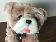 Little Live Pets My Kissing Puppy Rollie Plush Bulldog Interactive - Works E31