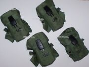 4 New Pouch 30rd Magazine Lc-1 Alice Usa Military Usmc Army Small Arms Case