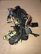 John Deere X540 Lawn Mower Tractor Wiring Harness W/relays And Fuse Panel
