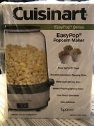 New Cuisinart Cpm-700 Popcorn Maker Easypop Series One-touch Pops Up To 16 Cups