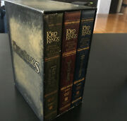Lord Of The Rings The Motion Picture Trilogy Special Extended Dvd Edition