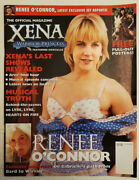 The Official Magazine Xena Warrior Princess 19 June 2001 W/posters