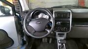 2011 Thnk Think City Steering Column Assembly With Wheel/switches/key