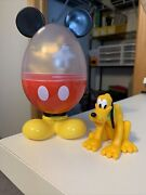 Disney Store 2020 Mystery Surprise Egg Hunt Pluto Opened To Id Only