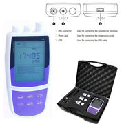 Portable Copper Ion Meter Detector Mv Temperature Meter Water Quality Tester