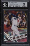2017 Topps Update Cody Bellinger Rc Us50 /50 Mothers Day Pink Bgs 9 Pmjs