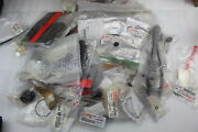 Yamaha Lot 100+ Parts-nuts Bolts Screws Filters Gaskets O-rings And More