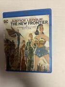 Justice League The New Frontier Commemorative Edition [used Very Good Blu-ray