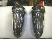 R/l 1955 - 58 New Cameo Chrome Bumper Ends Chevrolet And Gmc Suburban Pickup