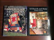 Of Hearth And Home Simply Country And American Patchwork And Quilting Books Antique