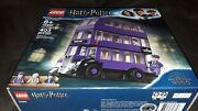 Lego Harry Potter 75957 Wizarding World The Knight Bus New/ Sealed/ Collectible