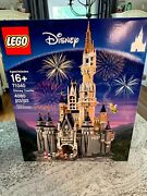 Limited Release Disney Castle Playset By Lego 71040 Fast Shipping In Hand