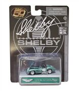 Aston Martin Dbr1 Green 1/64 Scale Diecast Cars By Shelby Collectibles Sc701