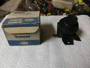 1961 - 64 Nos Ford Econoline Van/pickup Foot Pump Black With Factory Box