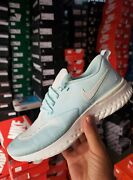 Nike Odyssey React 2 Flyknit Womens Running Shoes Ah1016 301 Teal Tint New