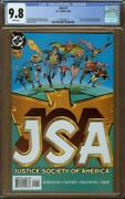 Jsa 1 Cgc 9.8 Death Of Kid Eternity And Fate