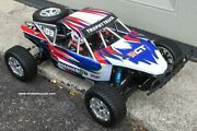 Rc Trophy Truck Brushless Electric Baja Style 1/10 2.4g 4wd Lipo 1 Yr Warr 20194