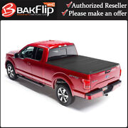 Bakflip Mx4 Premium Tonneau Cover 448309 For 2004-2014 Ford F-150 5and0396 Short Bed
