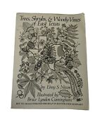 Trees, Shrubs And Woody Vines Of East Texas By Elray S. Nixon 1ed