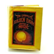 Complete Book Of Golden Dawn System Of Magic   Israel Regardie   1984   1st Ed.