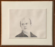 Theo Wujcik Jim Dine From The Mentors Series Etching Signed And Numbered In P