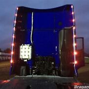 To Fit 13+ Daf Xf 106 Super Space Stainless Perimeter Kit + Multi Function Leds