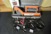 Metrotech Locator Wand Model 9890xt And 9890sflxt Transmitter  2 Inductive Clamps