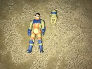 Kenner Mask Julio Lopez W/ Streamer Mask Firefly Figure With Mask Only 1