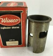 Sachs 340 Twin Sa2-340 Replacement Cylinder Sleeve Wiseco 2193sl Nos
