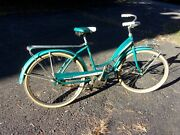 Vintage 1960 Columbia Thunderbolt Womens Bicycle
