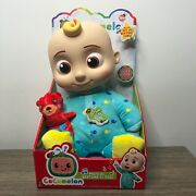 Cocomelon Musical Bedtime Jj Doll - Brand New And Ready To Ship