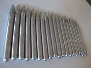 18 Plato Soldering Iron Tips And Aid 66-627 18-pcs